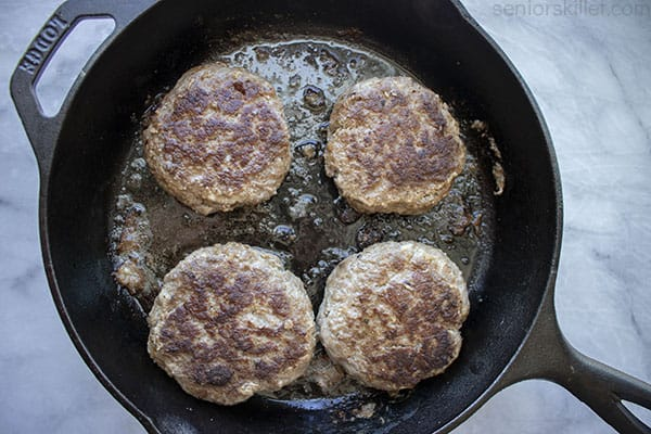 Fried patties